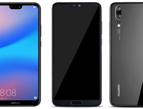 New P20 by Huawei