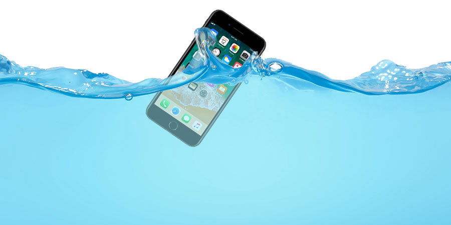 Water Damage Device Repair Services Wollongong