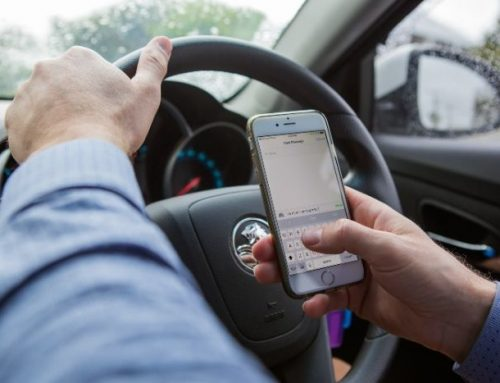Drivers hit with $344 fines for using mobile phone